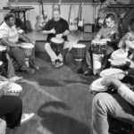 Composite Effects of Group Drumming