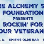 Alchemy Sky Announces Concert to Raise Funds for Veterans
