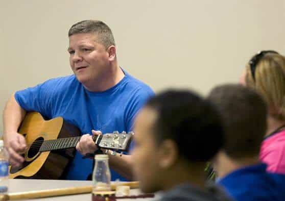 National Endowment of the Arts Expands Creative Arts Therapies on Military Bases