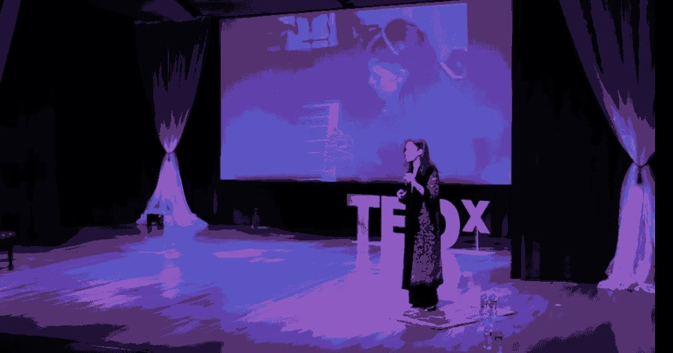 The Healing Power of Music: TEDX Talk – Robin Spielberg